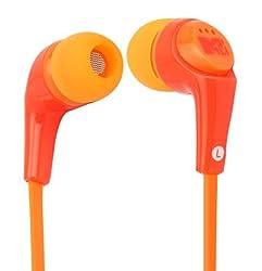 MTV Wave (Earbuds-Orange)