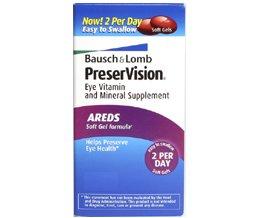 Bausch & Lomb Preservision 150 Softgels -Eye Vitamin