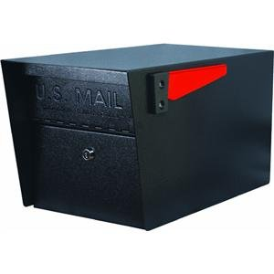 Mail Boss 7506 Mail Manager Locking Mailbox