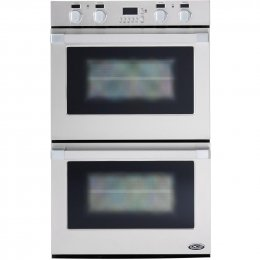 "Dcs Wodu30 30"" Double Electric Wall Oven With 4.0 Cu. Ft. Per Oven, True Convection, Self-Cleaning, 6 Oven Racks, Delay Bake, 2- Stage Roasting Function, 10 Cooking Modes, In Stainless Steel"