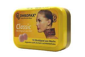 Ohropax Ohropax Wax Ear Plugs 12 Plugs