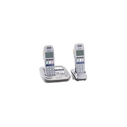 Comparer PANASONIC KXTG6592GM GRIS DUO