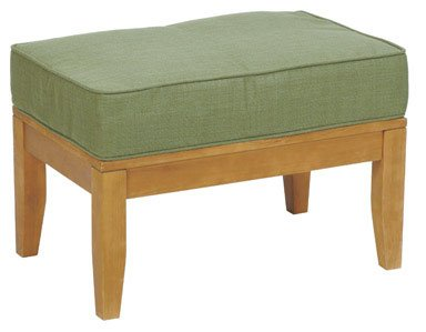 Living Accents Patio Sofa Ottoman 25.25
