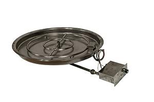 Amazon.com: HPC Manual Spark Flame Sensing Fire Pit Kit ...