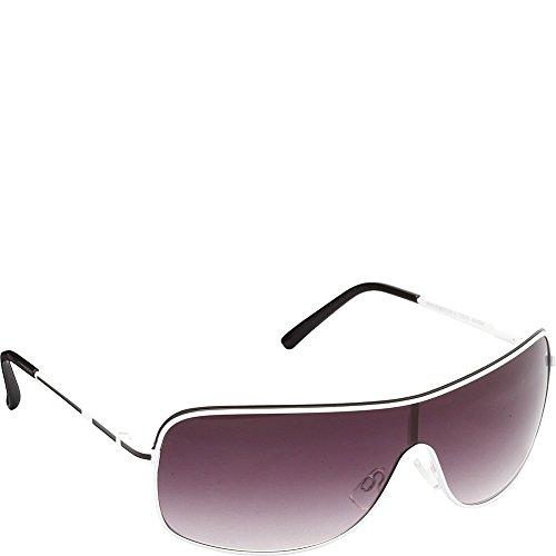 union-bay-mens-u929-whbk-shield-sunglasses-white-black-151-mm