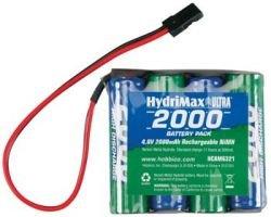 HydriMax 4.8V 2000mAh NiMH Flat AA Rx U