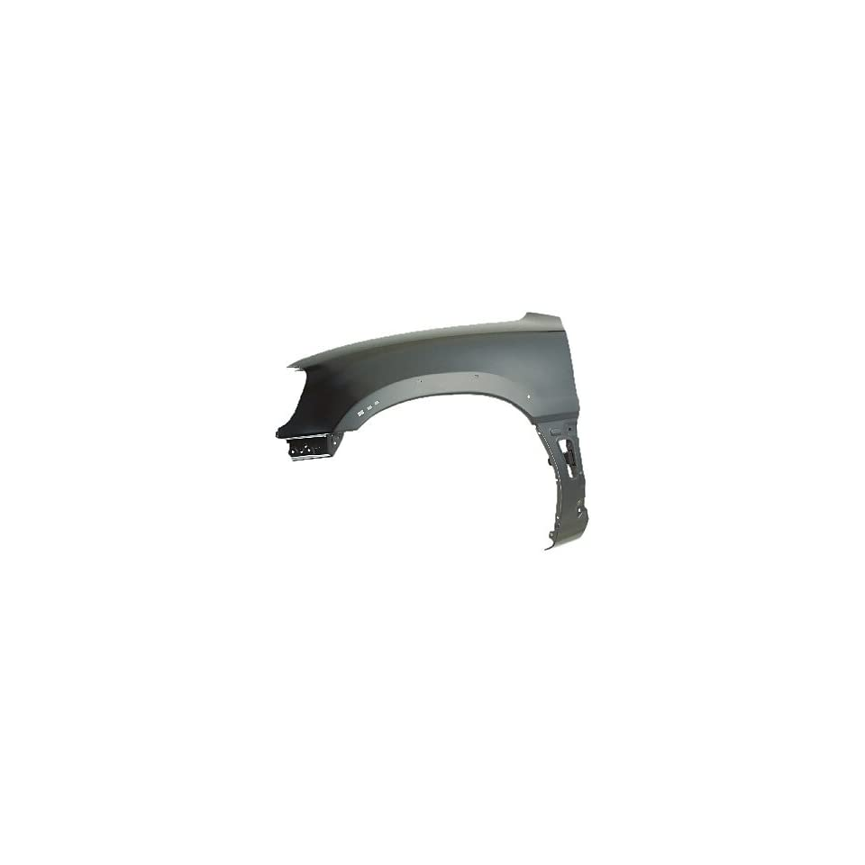 OE Replacement Toyota RAV4 Front Driver Side Fender Assembly (Partslink Number TO1240169)