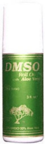 Buy DMSO 70%, Aloe 30% Roll-On 3 oz. (DMSO, Health & Personal Care, Products, Health Care, Pain Relievers)