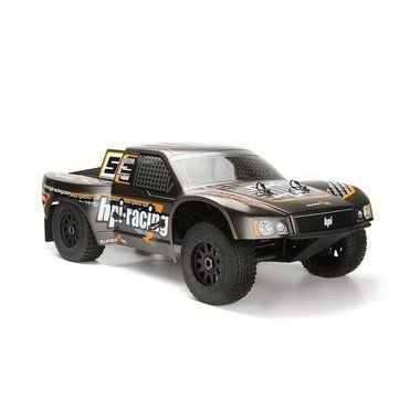 HPI Racing RC Radio Control Off Road RTR Super 5SC Flux Brushless 2.4Ghz 106259