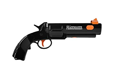 Speedlink Peacemaker Move Gun : Black (PS3) [Unknown format] [PlayStation 3]