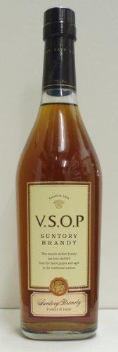 Suntory Brandy VSOP slim 40 660ml...