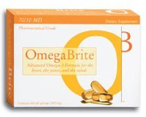 OmegaBrite, 60 soft gelcaps (500mg)