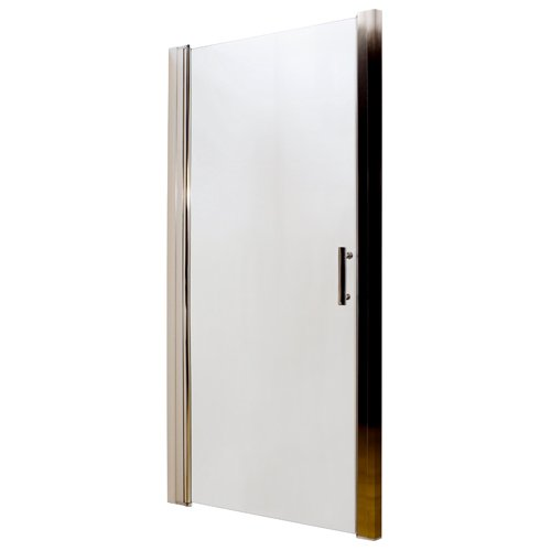 800mm Sienna Hinged Shower Door