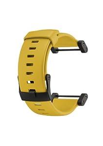 Suunto SS018819000 Outdoor   Accessory Straps Core  Rubber Strap Yellow