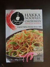 Ching's Hakka Noodles Chowmein (Miracle Masala) 60g (Free Shipping) by Ching's Secret
