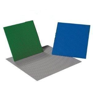 LEGO Large Baseplate Bundle (3-Pack)
