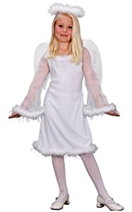 Child Heaven Sent Angel Costume - Large