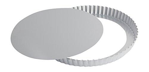 Ottinetti Fluted Round Tart Mold, 28cm/11