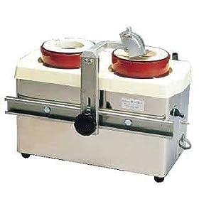 【クリックで詳細表示】水流循環式 電動刃物研機 ツインシャープナーMSE2W型: ホーム&キッチン