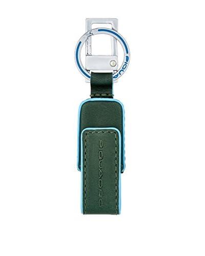Piquadro Schlüsselanhänger grün