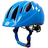 #6: NTC Professional Cycling / Skating Adjustable Helmet Blue Color Helmet