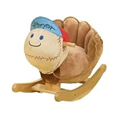 Toy / Game Super Homer Baseball Rocker By Rockabye With Three More Songs That Are Fun And Educational For Kids