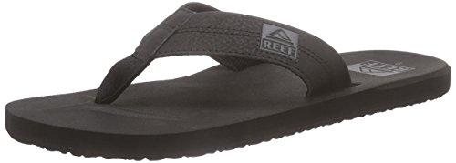 reef-ht-sandali-uomo-nero-black-44-eu