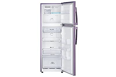 Samsung RT29JAMSEPZ Frost-free Double-door Refrigerator (275 Ltrs, 4 Star Rating, Tender Lily Purple)