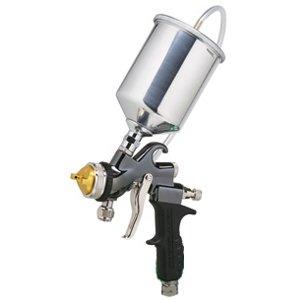 hvlp gravity feed turbine spray gun paint tools equipment. Black Bedroom Furniture Sets. Home Design Ideas