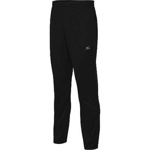 Mizuno Mizuno Running Men's Breath Thermo Loose Fit Pant (Black, Medium)