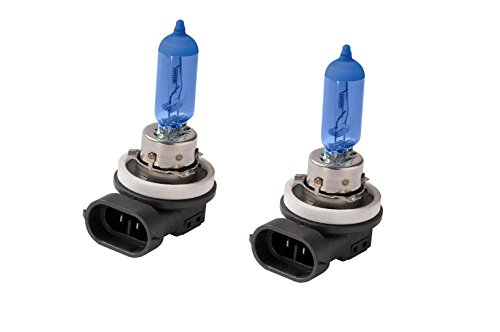 Putco 230011NB Pure Halogen Headlight Bulb - Nitro Blue - H11 (Pair) (Ford Fusion Blue Headlights compare prices)