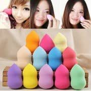 Hot Fashion Beauty Care Makeup Cotton Pad Applicator Foundation Makeup Blender Powder Buff Sponge Cosmetic Puff