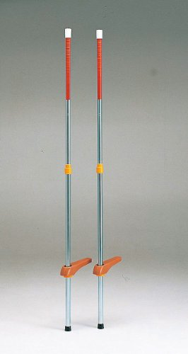 KAWAI スライド式 竹馬 CT-4 赤