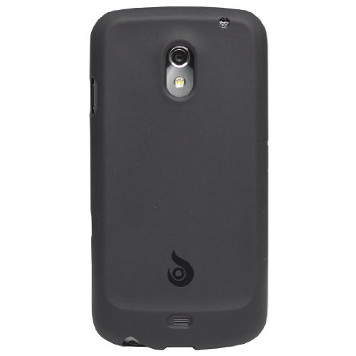 Diztronic Matte Back Black Flexible *Revision 3* TPU Case & Screen Protector for Samsung Galaxy Nexus (SCH-i515 & GT-i9250) [Diztronic Retail Packaging]