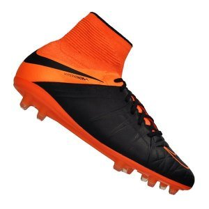 nike hypervenom phantom ii leather fg 747501 008 black. Black Bedroom Furniture Sets. Home Design Ideas