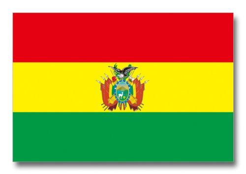 世界の国旗ポストカードシリーズ <アメリカ> ボリビア多民族国 Flags of the world POST CARD <America> Plurinational State of Bolivia