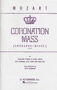 Coronation Mass, K.317 SATB PDF