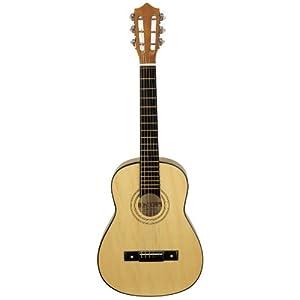 Guitare en bois classique de Bontempi 75cm