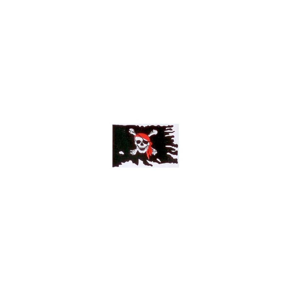 Skull & Crossbones Jolly Roger Pirate Flag 90x150cm #3 Toys & Games