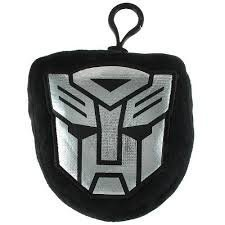 Plush Bag Clip - Transformers - 1