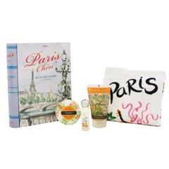 パリ シェリ ギフト ブックボックス 8ml 50ml 45g