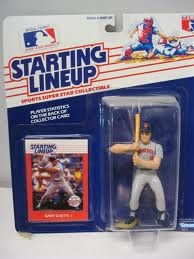 Starting Lineup (Line Up) 1988 Gary Gaetti Minnestoa Twins Figure [Toy] - 1