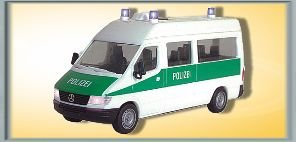 Viessmann 3230 - H0 Mercedes Benz Sprinter Polizei