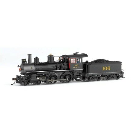 Ho Spectrum Modern 4-4-0 W/Dcc & Sound, Sbd #106 back-2843