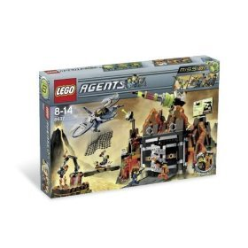 LEGO AGENTS 8637 - MISSION 8