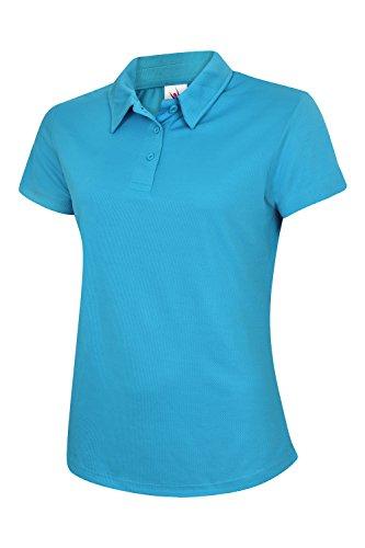 uneek-damen-ultra-cool-polo-shirt-140-gsm-100-atmungsaktives-polyester-erhaltlich-in-7-farben
