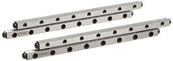 THK VR Steel Cross Roller Guide VR1-80HX21Z, 80mm L, 4mm W, 8.5mm H, 21 Rollers, 52mm Stroke