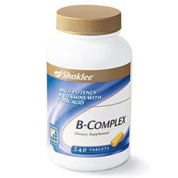 Shaklee® B-Complex® (240 Tablets)
