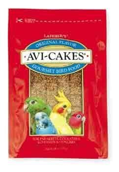 Cheap Lafeber's Original Flavor Avi-cakes for Parakeets, Cockatiels and Conures (B0002567XW)