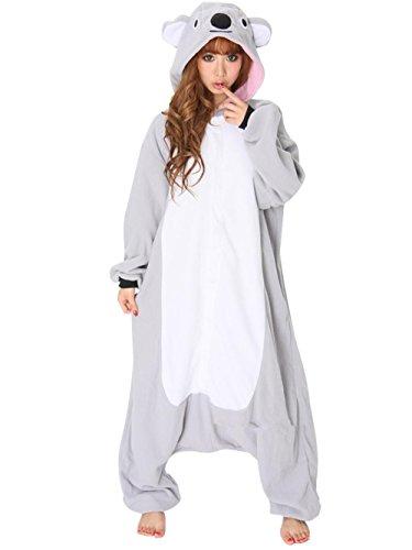 Newchic Kigurumi Cartoon Costume Animal Onesie Cosplay Pajamas XL